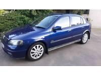 2004 Vauxhall Astra SXI *Low miles*