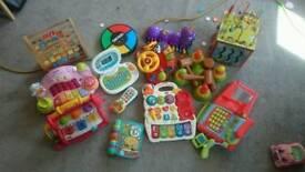 Toys £5 each