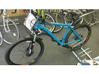 Forme Ripley 001 trail series mountain bike mtb hardtail rock shox