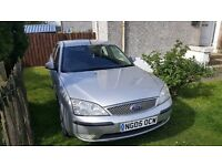 05 plate Ford Mondeo £600 ono