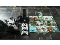 Xbox 360 250gb slim bundle