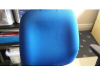 Office Chair with neck rest and lumbar support £150 o.n.o.