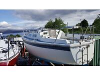 Westerly Griffon Yacht - Unfinished Project