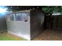 Two sheds for free collection