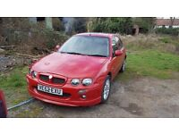 For sale MG ZR 1400cc