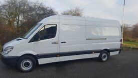 Cheap Man with a VERY LARGE Van for all house moves & removals & furniture delivery FREE QUICK QUOTE