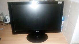 LG Flatron 22 inch PC monitor E2240S-PN