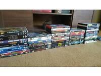 50+ DVDs