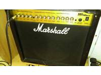 50 watt Marshall amp