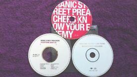 3 manic street preacher cds