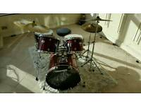 Tornado Mapex Drum Kit