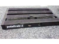 Pedaltrain 2 with case