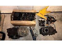 Suzuki TS50 ER Spares. .