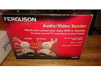 Audio/video sender