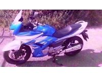 suzuki gw250f inazuma gw 250 fl5 full fairing model yamaha honda kawasaki winter bike
