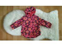 Girl's jacket. F&F. Size 18-24 mths