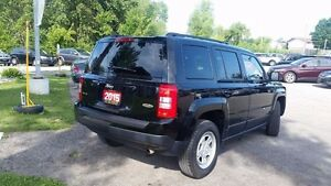 2015 Jeep Patriot North-$70/Wk-4X4-Cruise-Low Km's-AUX/CD/MP3 London Ontario image 2