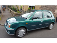 Nissan Micra (2001) 1.0 S Great wee car low mileage