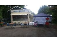14 FT IMMACULATELY PRESENTED Mobile Catering Trailer
