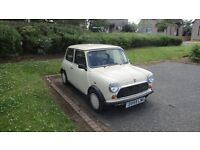 Austin Mini for sale - D Reg, 33k miles, Good Condition