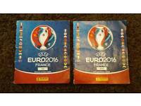 Euro 2016 - Stickers required / needed