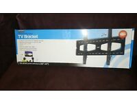 "Wall mounted tilting tv bracket fits 32""-64"""