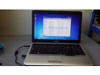 "Samsung S3510 laptop / 15.6""/ Fast and Excellent condition"