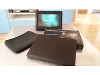 """Blackberry Playbook 64gb 7"""" perfect conditions plus extra cases"""