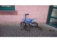 Kid's bike (boy)