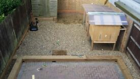 Chicken Coop, Insulated Dog Kennel and Run
