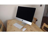 """iMac 21.5"""" Late 2013 i5 2.7Ghz 8Gb Iris Pro"""