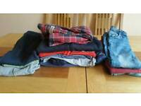Bundle of boys clothes 6yrs old