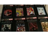 marvel ultimate graphic novels collection