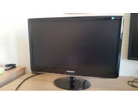 "Samsung B2430H 24"" Widescreen Monitor - Immaculate"