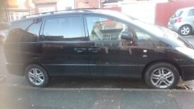 Toyota Previa for sale good condition