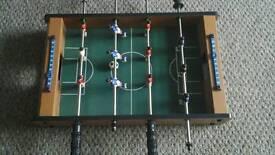 Bar football game
