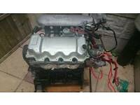Ford escort xr3i engine and gearbox