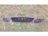 Corsa c front grill and fog covers