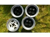 10x6 revolution alloy wheels classic mini