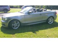 2011 Bmw 1series convertible m sport very low mileage