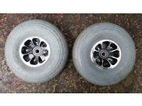 pride colt plus. 2 front wheels. £39.