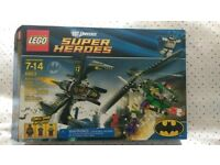 Lego dc 6863 complete boxed