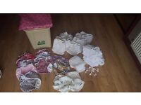 Cloth nappies bundle! Bargain!!