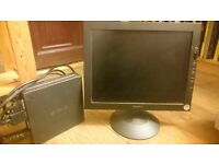 "Sony SDM-N50 TFT 15"" LCD Computer Screen"