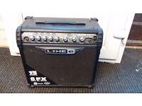 Line 6 Guitar Amplifier 15 Watt- Spider 3 Model