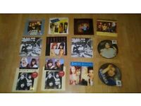 12 x 7 inch the bangles / susanna hoffs singles / picture discs