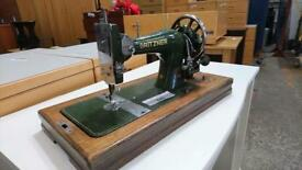 Gritzner derlach sewing machine as seen