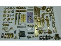 Bundle door handles, latches and knobs