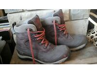 North Face walking boots