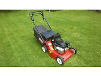 Toro commercial 21 cut professional self propelled mower, Kawasaki engine, cost over £1200